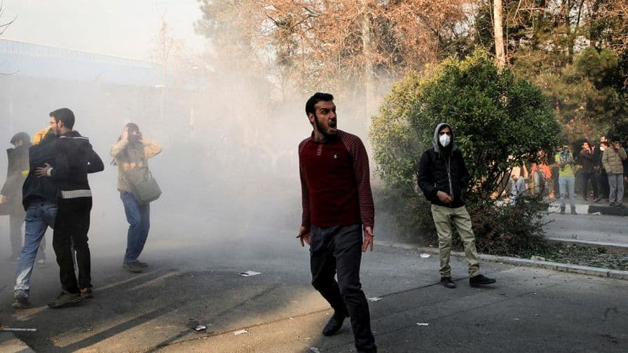 Further Clashes in Iran, More than 10 Have Been Killed