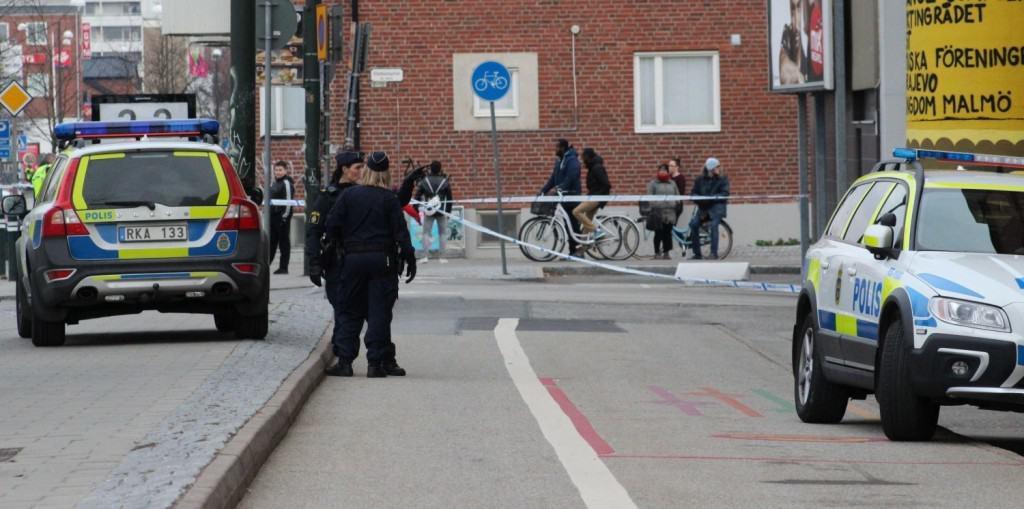 Shootouts in Skåne