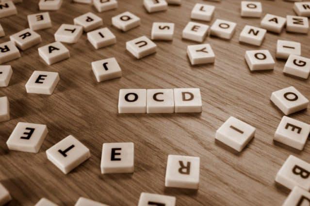 OCD handlar inte om att kolla på kaffebryggare