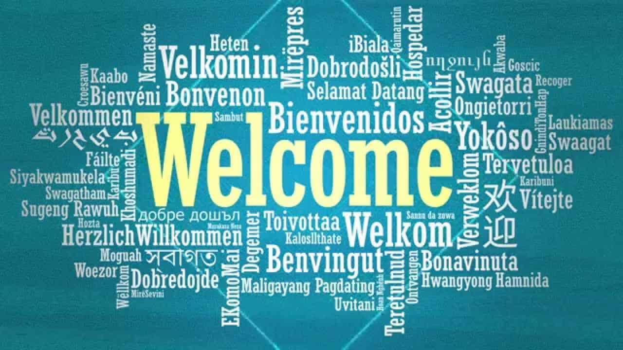 Hjärtligt välkomna! – Ardavan Khoshnood