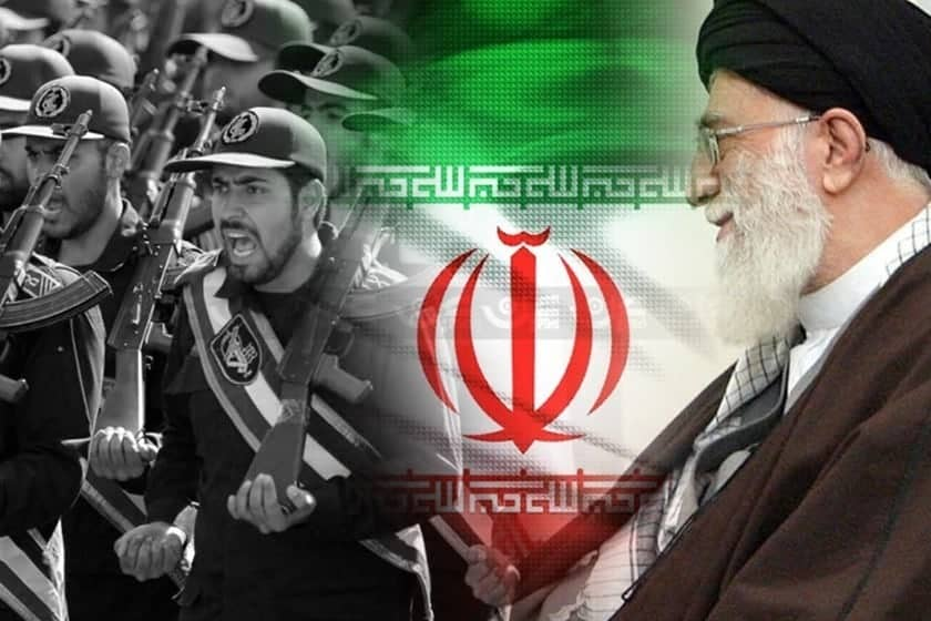 Iranier gripen i Göteborg
