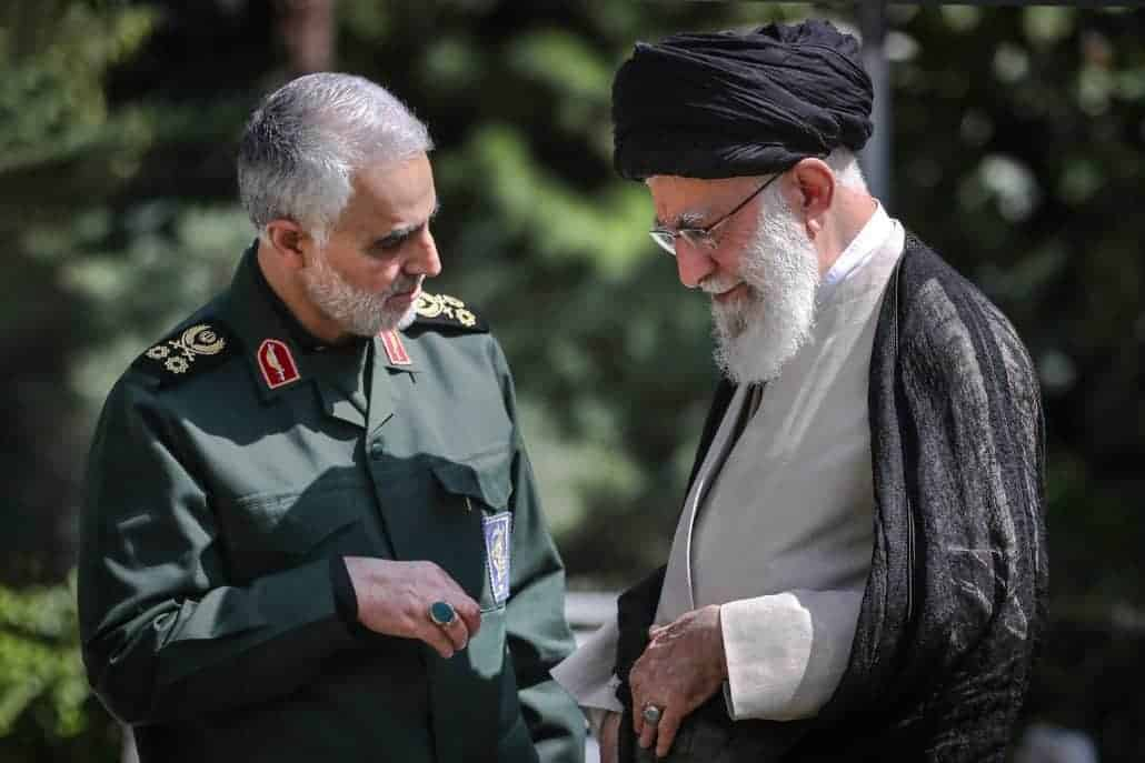 Iran och USA återgår nu till status quo