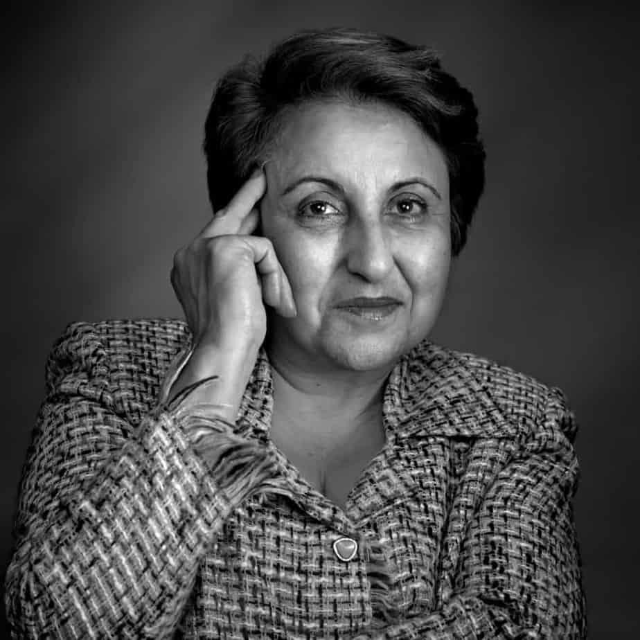 Shirin Ebadi explains why she stood up against the Shah